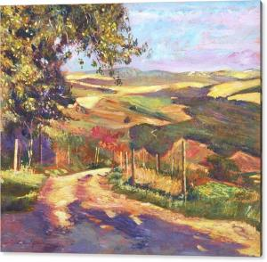 The Road To Tuscany sells
