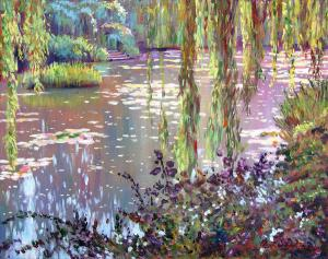 HOMAGE TO MONET sells