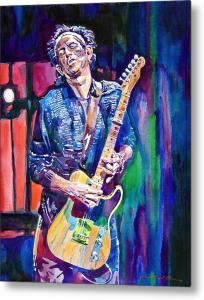 KEITH RICHARDS - TELECASTER sells