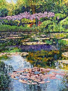 Giverny Reflections Sells