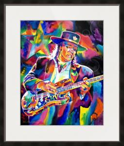 STEVIE RAY VAUGHAN sells