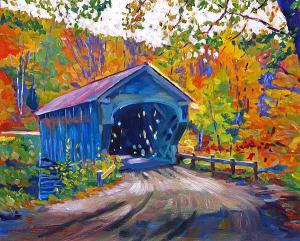 Covered Bridges a popular selling image