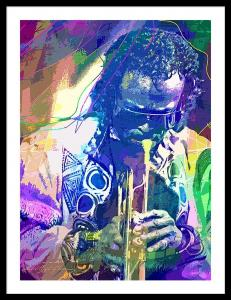 Miles Davis Painter Of Jazz sells