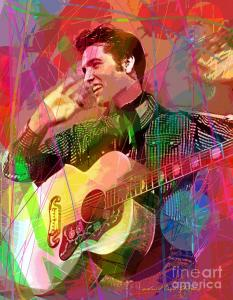 Elvis Rockabilly Sells