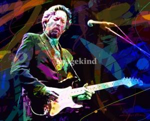 Eric Clapton Live sells