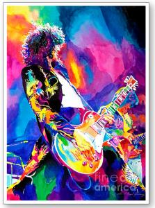 Jimmy Page - Monolithic Riff Sells
