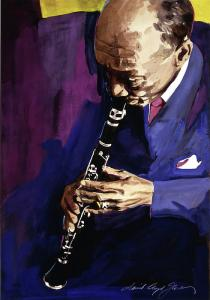 Edmond Hall Jazz Clarinet sells