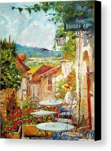 Cafe Provence Morning
