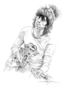 Keith Richards Exile