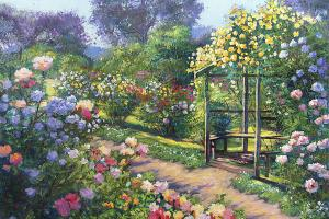 Evening Rose Garden sells