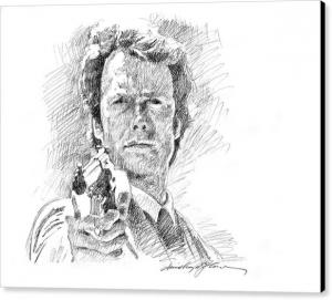 Clint Eastwood As Callahan sells