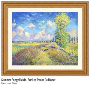 Summer Poppy Fields sells