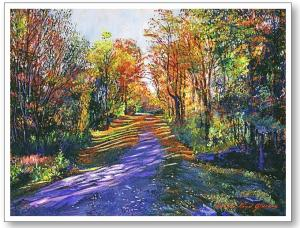 Shady Lane Sells as a print