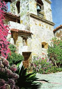 Mission Carmel Bell Tower sells