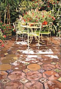 ENCHANTED PATIO sells