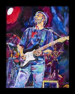 Eric Clapton and Blackie sells