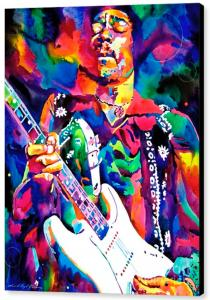 Jimi Hendrix Purple