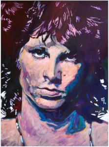 JIM MORRISON - THE LIZARD KING sells