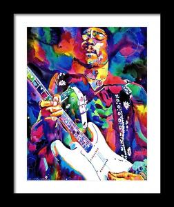 Jimi Hendrix Purple sells