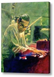 Quintessence - Bill Evans Sells as canvas print