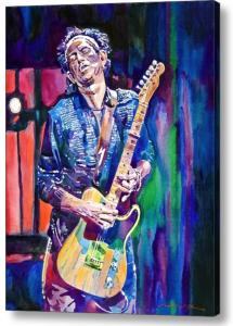 Keith Richards Telecaster Sells