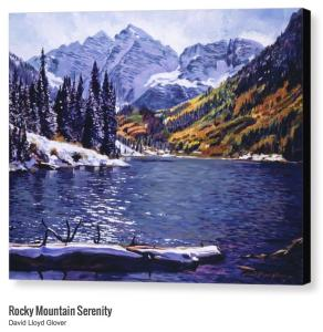Rocky Mountain Serenity sells