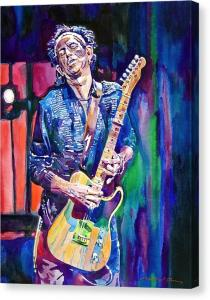 Telecaster - Keith Richards sells