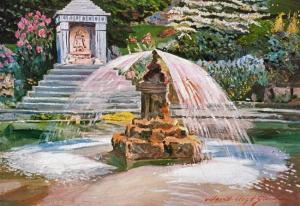 SPRING FOUNTAIN POND sells