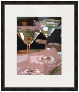 TWO MARTINI LUNCH sells