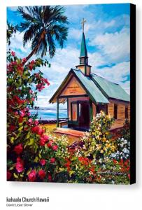 Kahaalu Church Hawaii sells