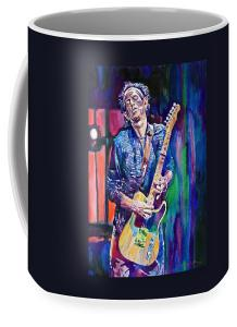 Telecaster Keith Richards Coffee Mugs