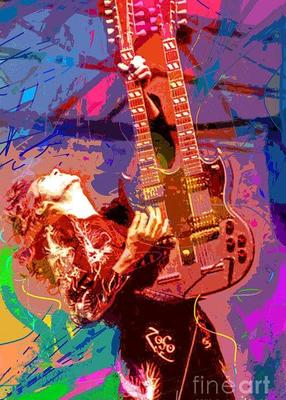 Jimmy Page Stairway to Heaven sells