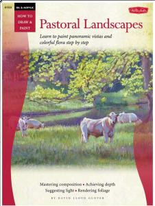 Pastoral Landscape Book By David Lloyd Glover Released In Stores Today