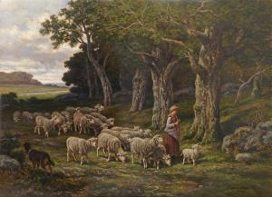 David Lloyd Glover Restores Early Barbizon Painting
