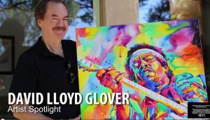 David Lloyd Glover Is Interviewed By Fine Art America For Their Blog