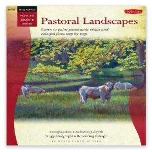 David Lloyd Glover How To Paint Pastoral Landscapes To Be Released