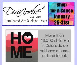 Dianoche Designs Benefits Food For Kids In January With Their Fine Art Products